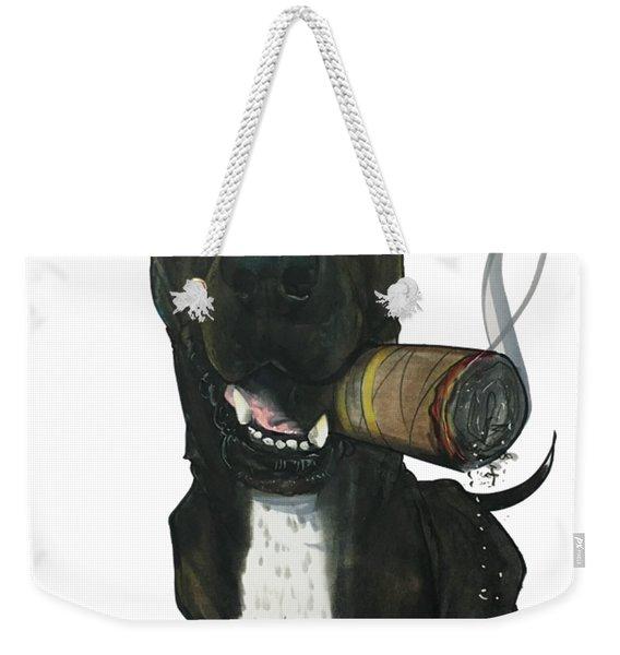 Jawad 7-1481 Weekender Tote Bag
