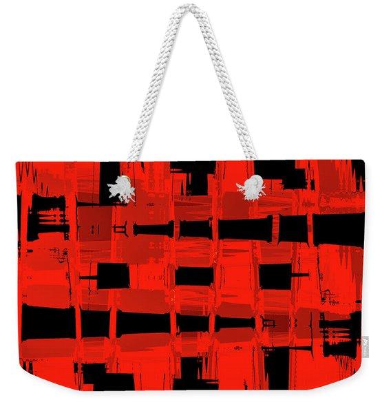 Jazz Lp Weekender Tote Bag