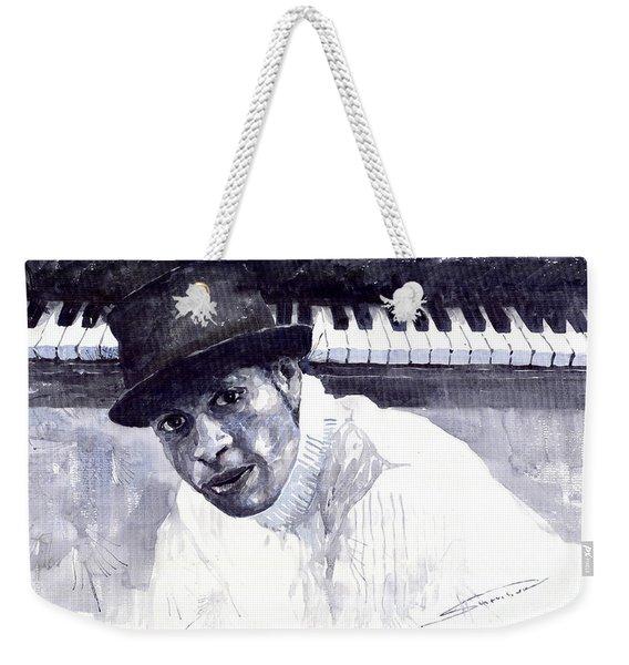 Jazz Roberto Fonseca Weekender Tote Bag