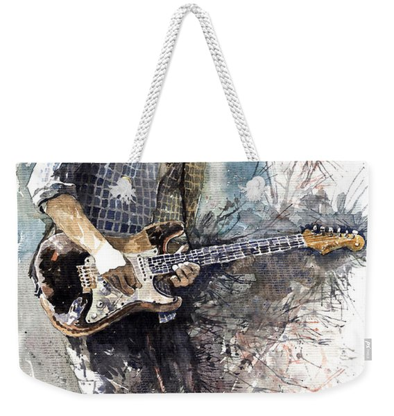 Jazz Rock John Mayer 05  Weekender Tote Bag