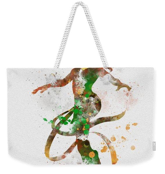 Jean Grey Weekender Tote Bag