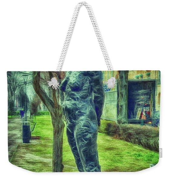 Jeanette  Weekender Tote Bag