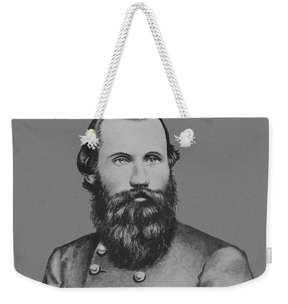 Jeb Stuart -- Confederate General Weekender Tote Bag