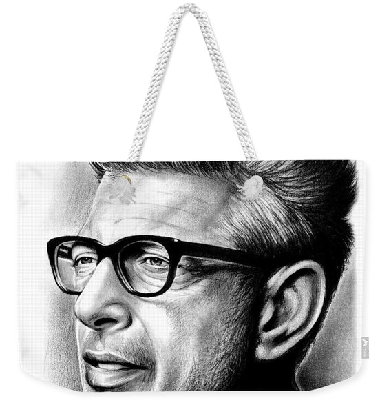 Jeff Goldblum Weekender Tote Bag