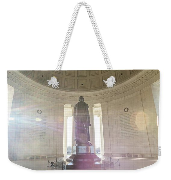 Jefferson Sunlight Weekender Tote Bag