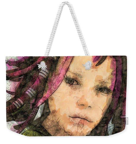 Jehanne Weekender Tote Bag