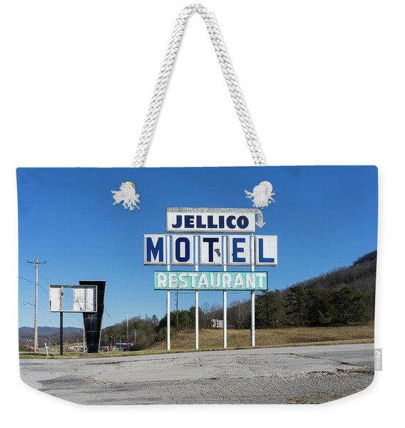 Jellico Motel Weekender Tote Bag