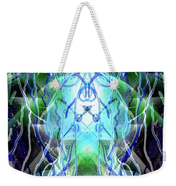 Jelly Weed Collective Weekender Tote Bag