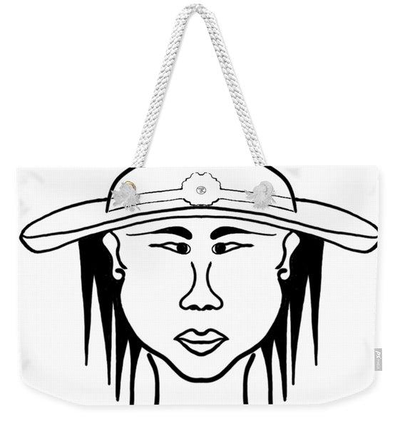 Jenifer Weekender Tote Bag