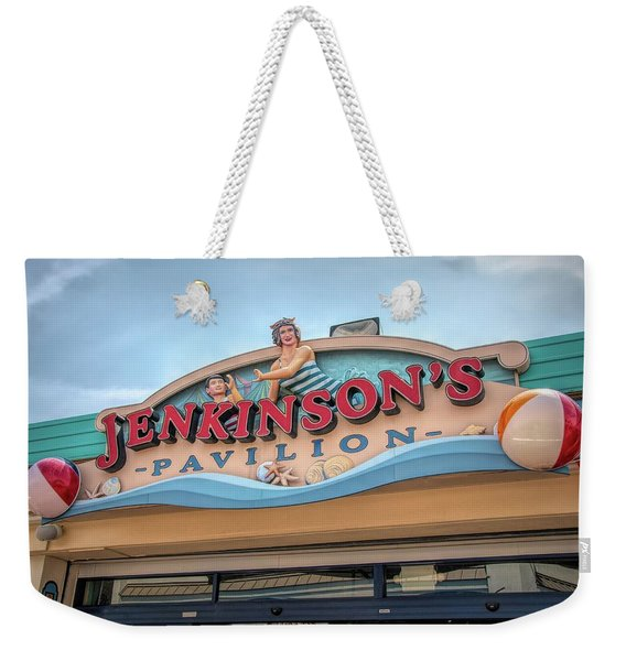 Jenkinson's Pavilion Weekender Tote Bag