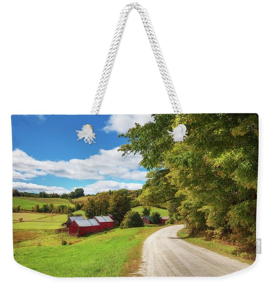 Jenne Farm Weekender Tote Bag