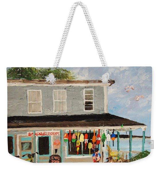 Jenn's Store Weekender Tote Bag