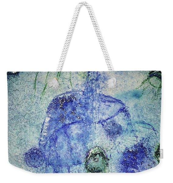 Jellyfish II Weekender Tote Bag