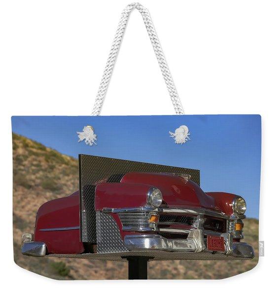 Jerome Weekender Tote Bag