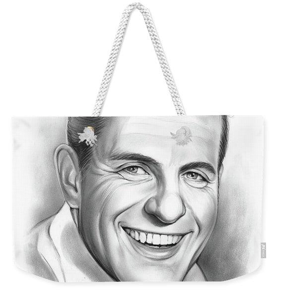 Jerry Van Dyke Weekender Tote Bag