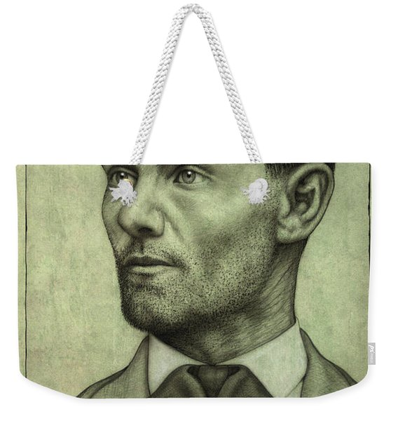 Jesse James Weekender Tote Bag