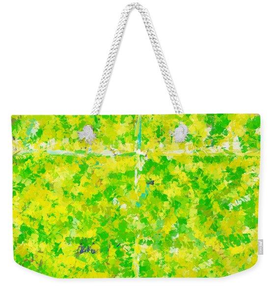 Jesus Only Weekender Tote Bag