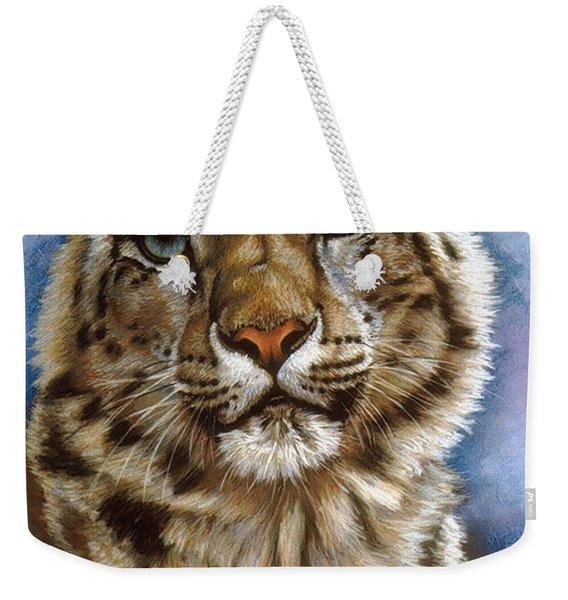 Jewel Weekender Tote Bag