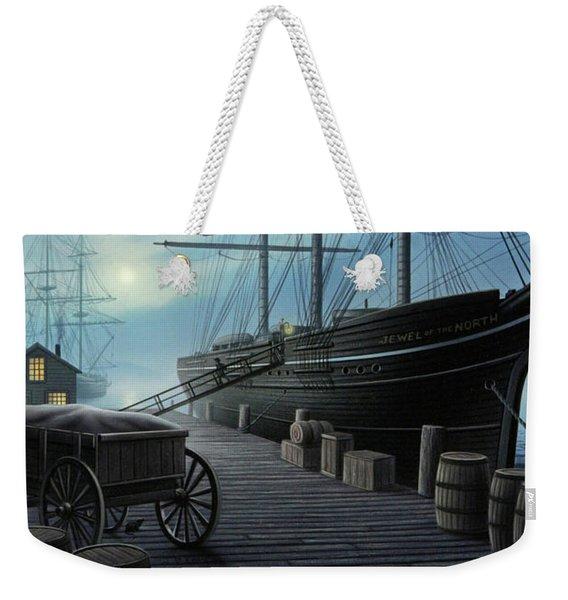 Jewel Of The North Weekender Tote Bag
