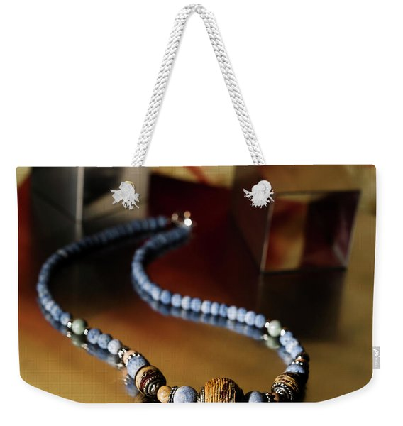 Jewelry Weekender Tote Bag
