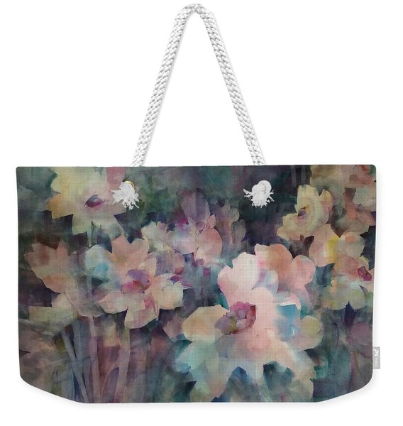 Jewels Of The Garden Weekender Tote Bag