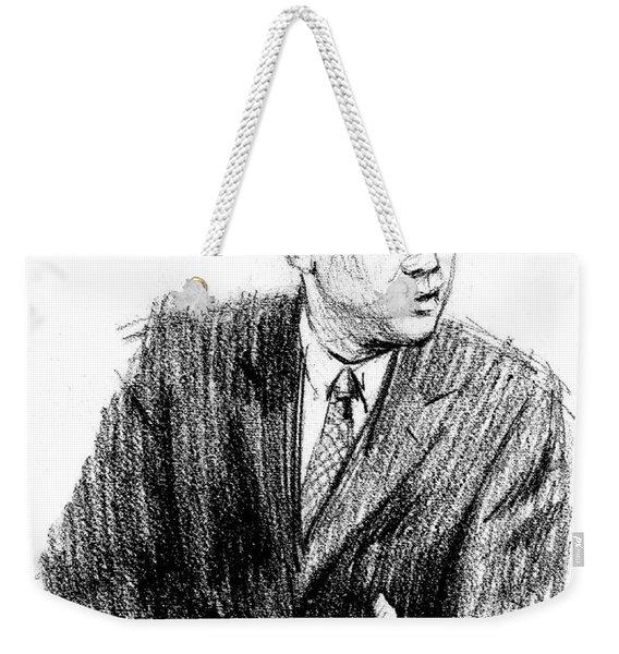 JFK Weekender Tote Bag