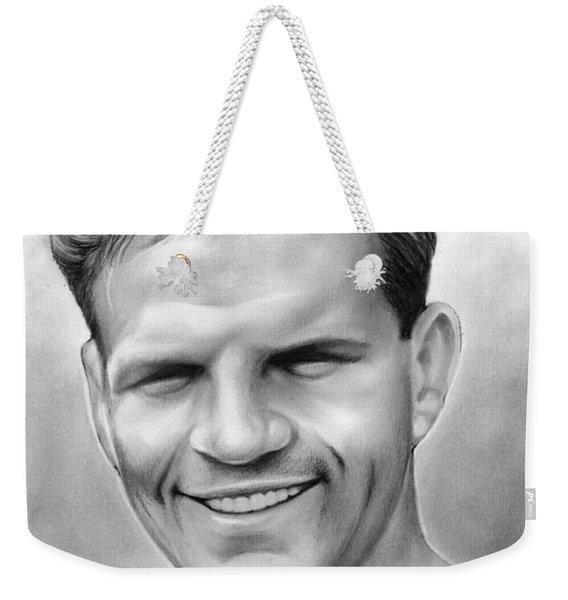 Jim Elliot Weekender Tote Bag