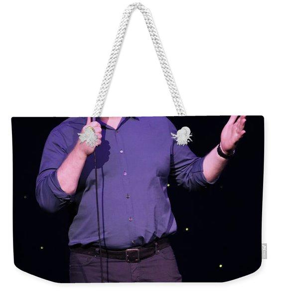 Jim Gaffigan Weekender Tote Bag