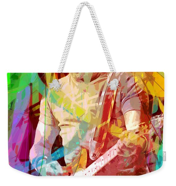 Jimmy Buffett The Pirate Weekender Tote Bag