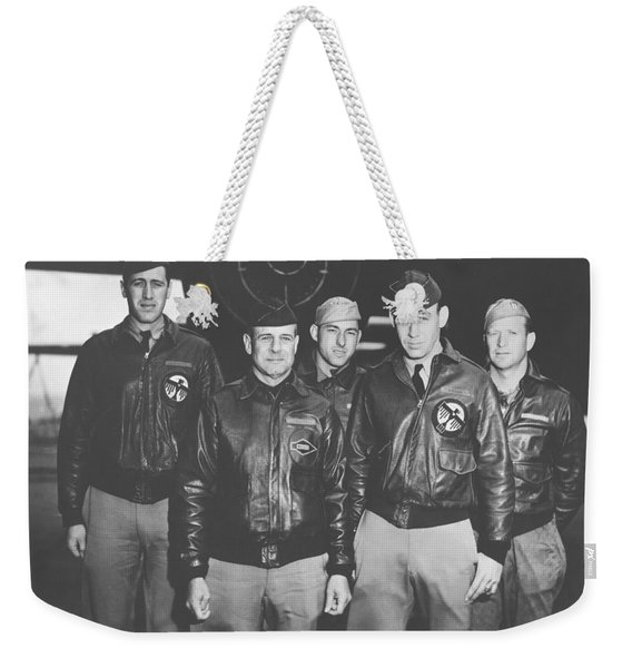 Jimmy Doolittle And His Crew Weekender Tote Bag