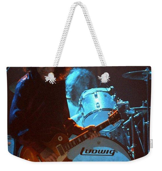 Jimmy Page-0010 Weekender Tote Bag