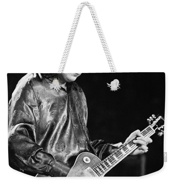 Jimmy Page-0023 Weekender Tote Bag
