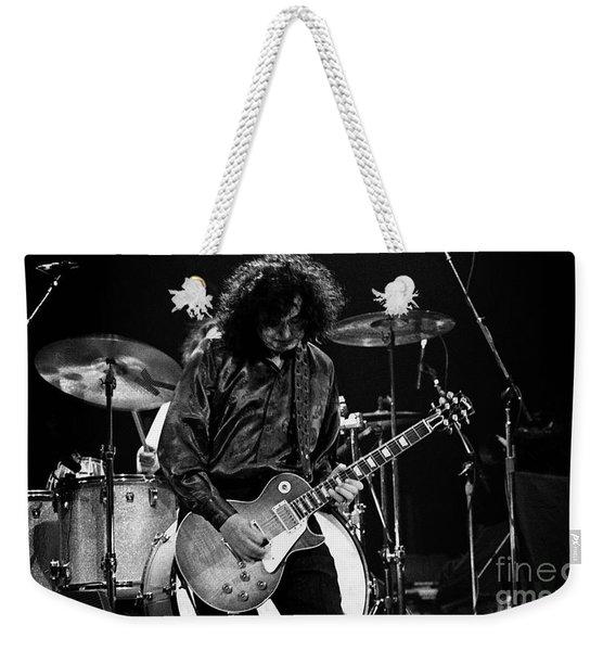 Jimmy Page-0047 Weekender Tote Bag