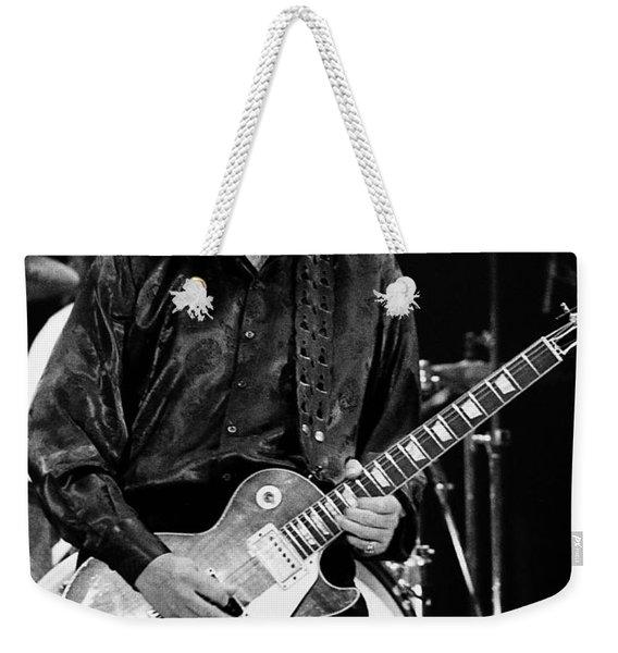 Jimmy Page-0048 Weekender Tote Bag
