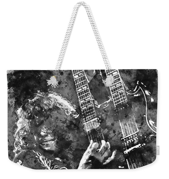 Jimmy Page - 02 Weekender Tote Bag