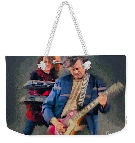 Jimmy Page Weekender Tote Bag