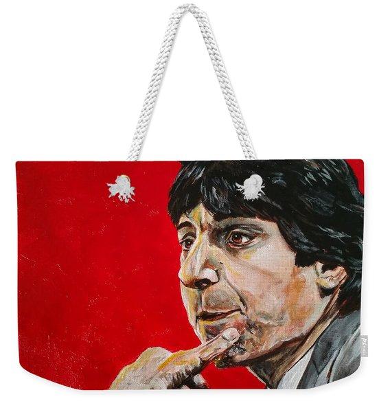 Jimmy V Weekender Tote Bag