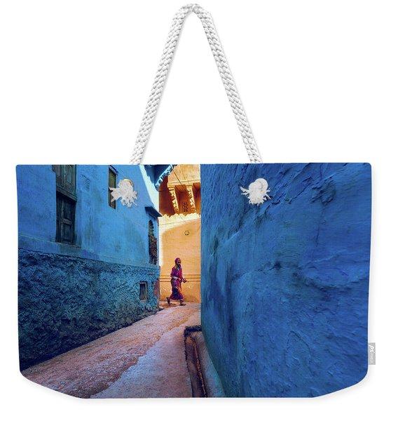 Jodhpur Colors Weekender Tote Bag