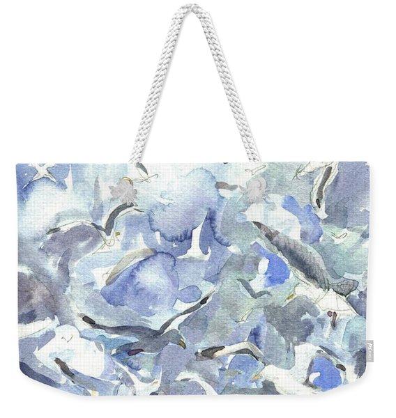 Jodrey Pier Weekender Tote Bag