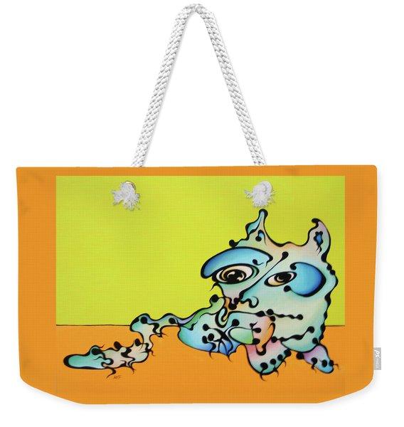 Joe Cat Weekender Tote Bag