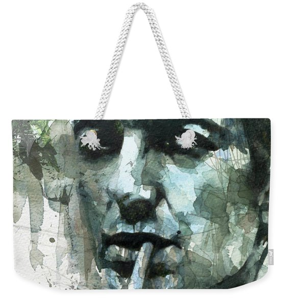 Joe Strummer - Retro  Weekender Tote Bag