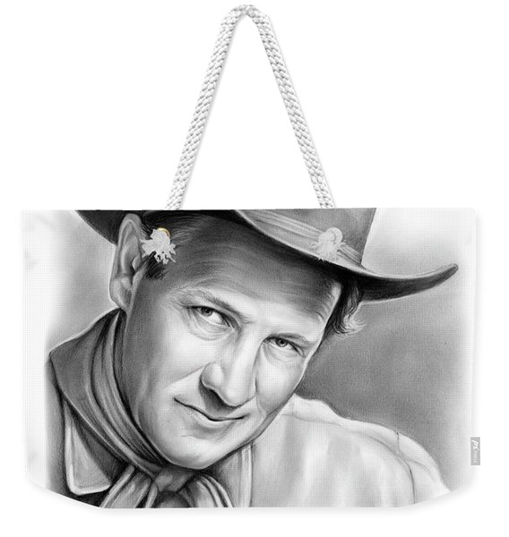 Joel Mccrea Weekender Tote Bag