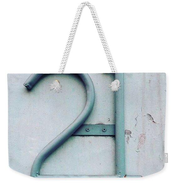 21 - Twenty One Weekender Tote Bag