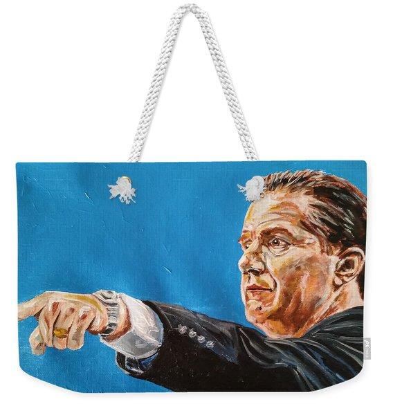 John Calipari Weekender Tote Bag