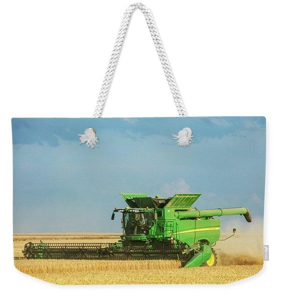 John Deere S690 Weekender Tote Bag