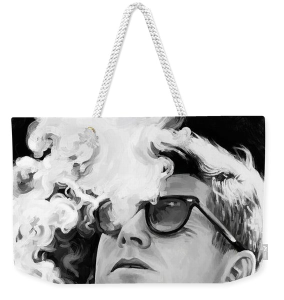 John F. Kennedy Artwork 1 Weekender Tote Bag