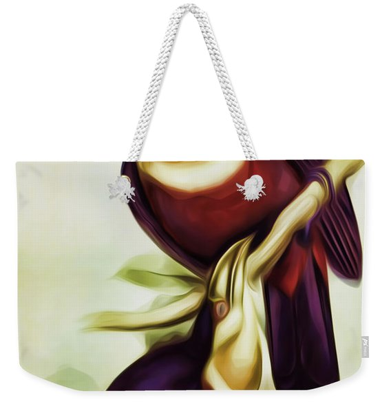 John Gould And Edward Lear Family Of Toucans Interpreted Weekender Tote Bag