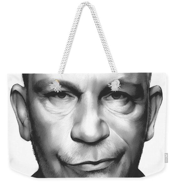 John Malkovich Weekender Tote Bag