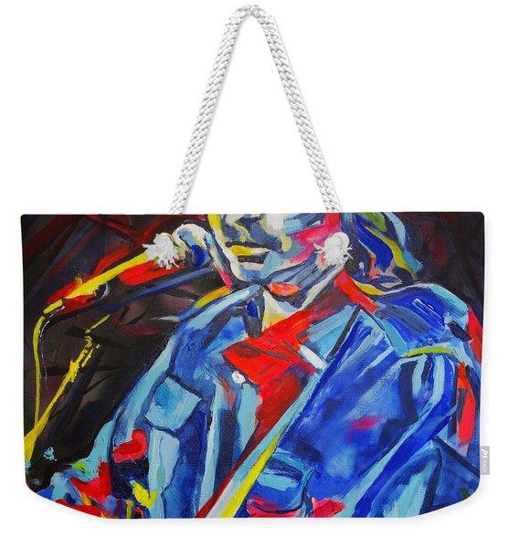 John Prine #3 Weekender Tote Bag