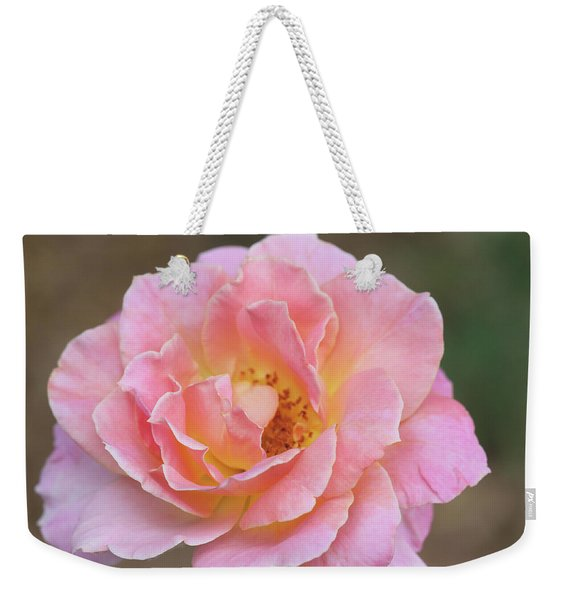 Johnnie's Rose Weekender Tote Bag